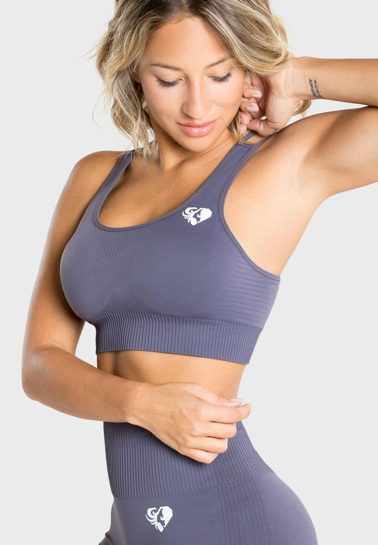 Power Seamless Bra