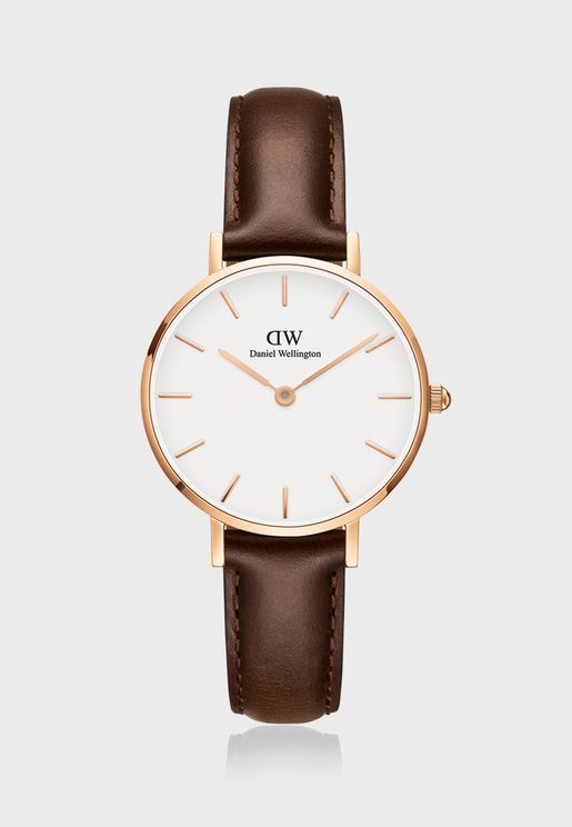 Classic Petite Bristol Analog Watch