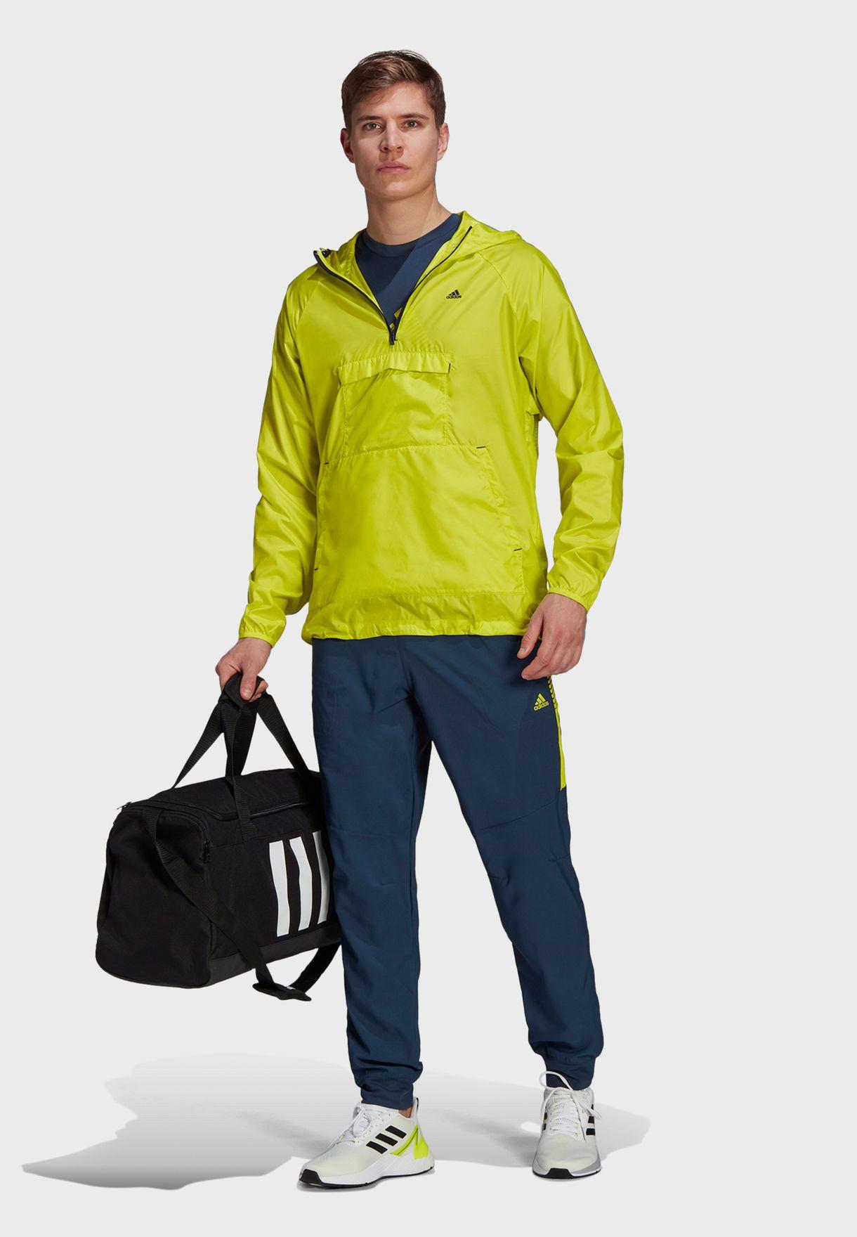Tech Windbreaker Jacket