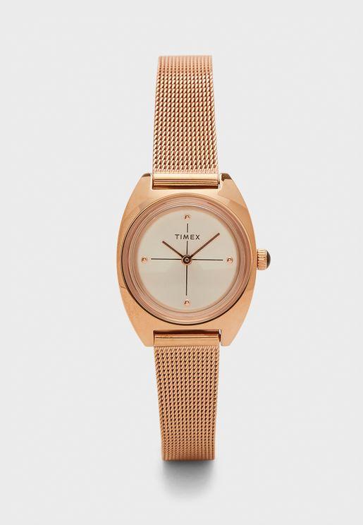Milano Petite Analog Watch
