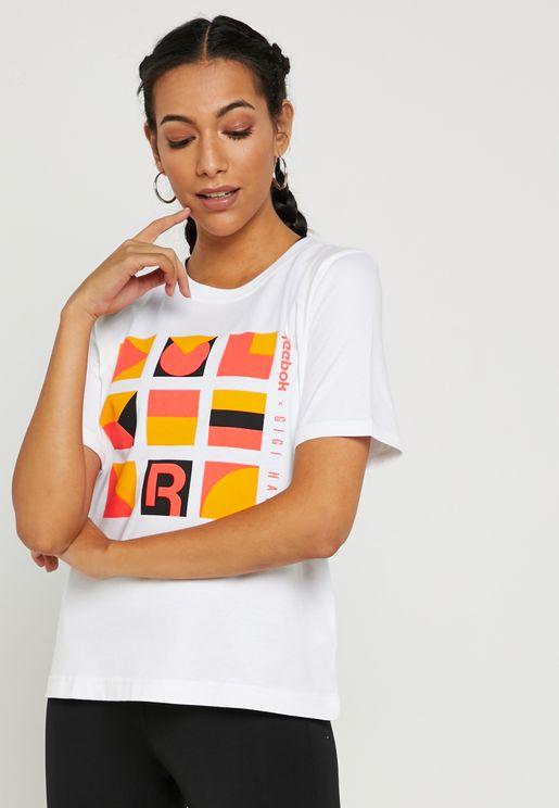 Gigi Hadid T-Shirt