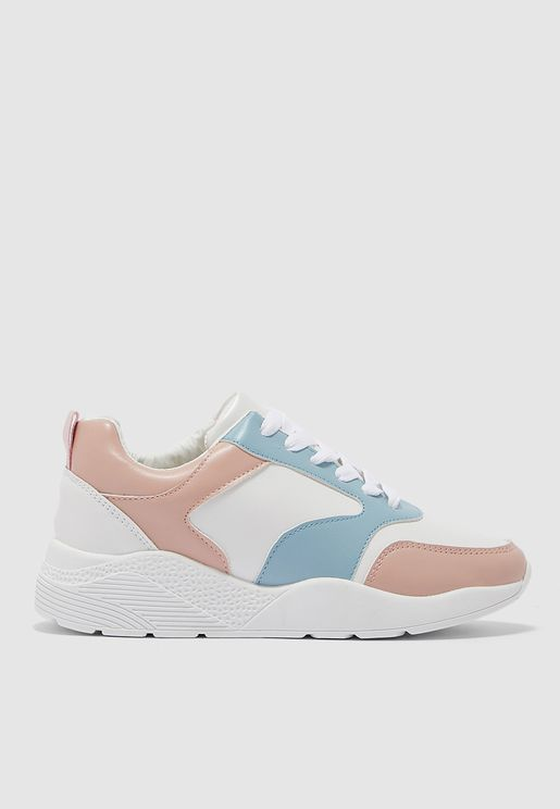 Tonal Chunky Sneaker