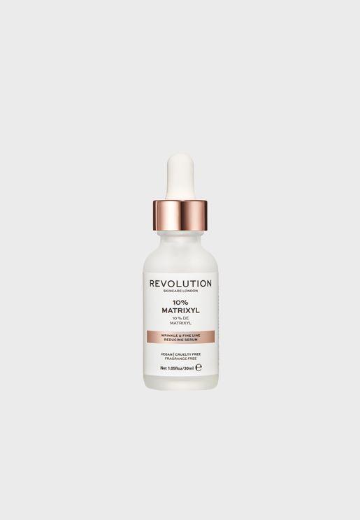 Revolution Skincare Wrinkle And Fine Line Reducing Serum - 10% Matrixyl