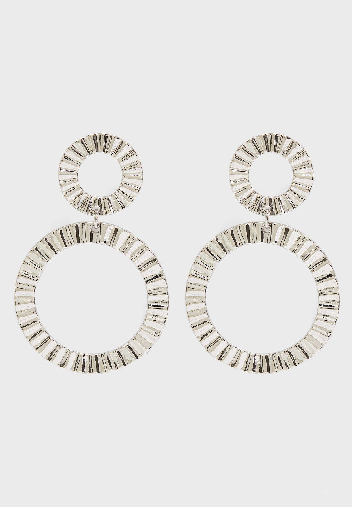 Chastity Drop Earrings