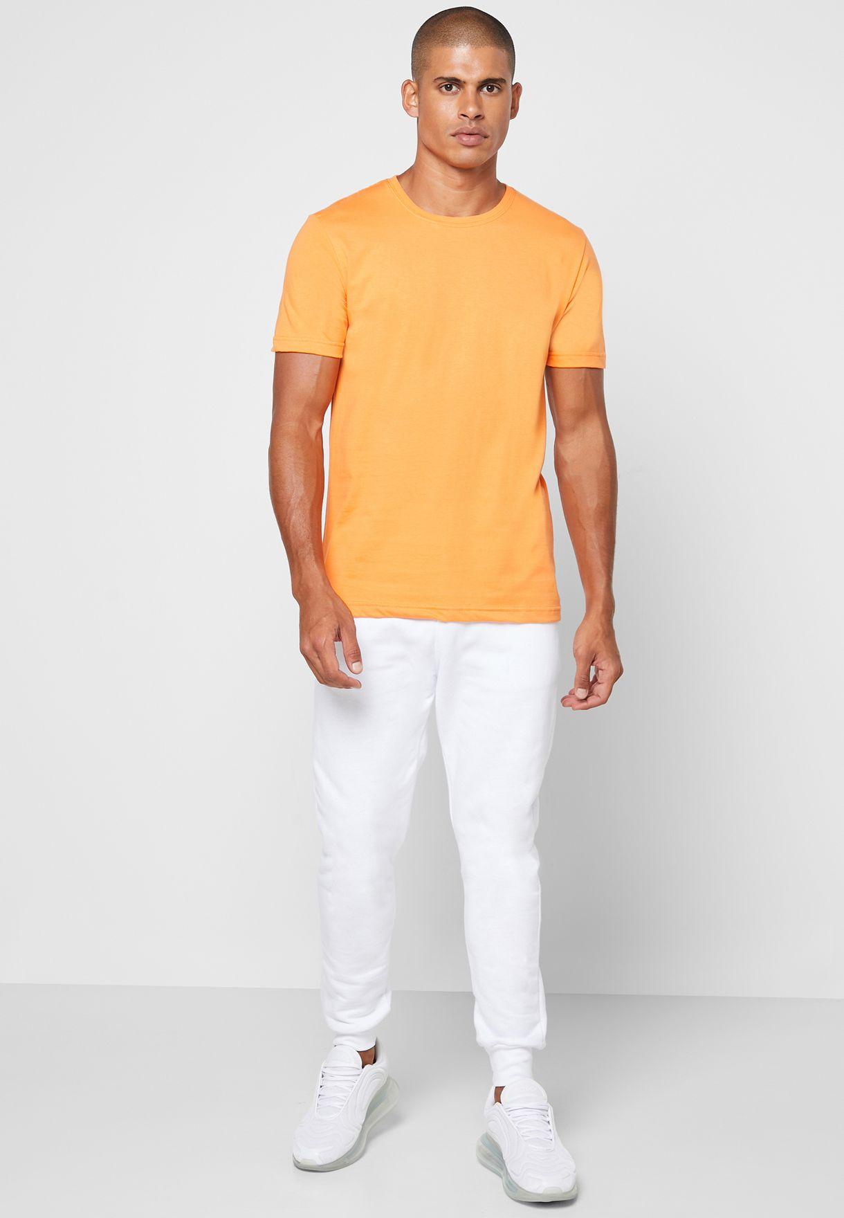 3 Pack Crew Neck T Shirt