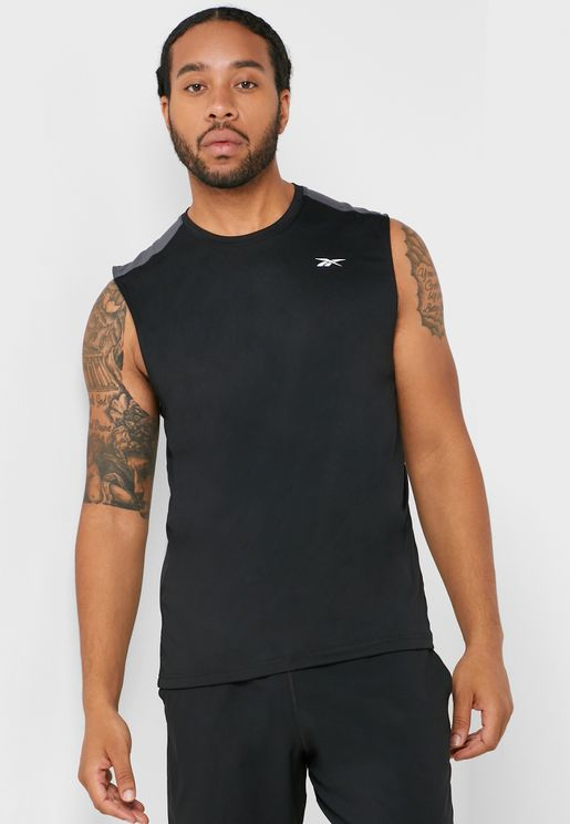 Workout Ready Tech Tank