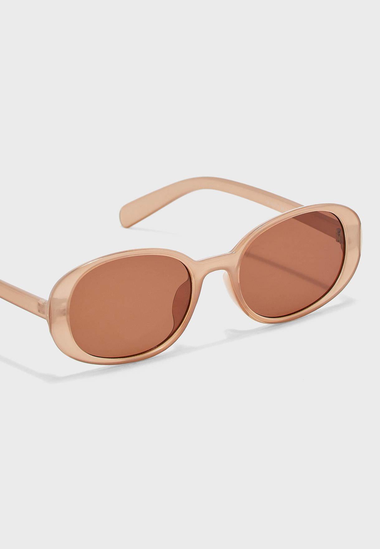 Retro Oversize Sunglasses