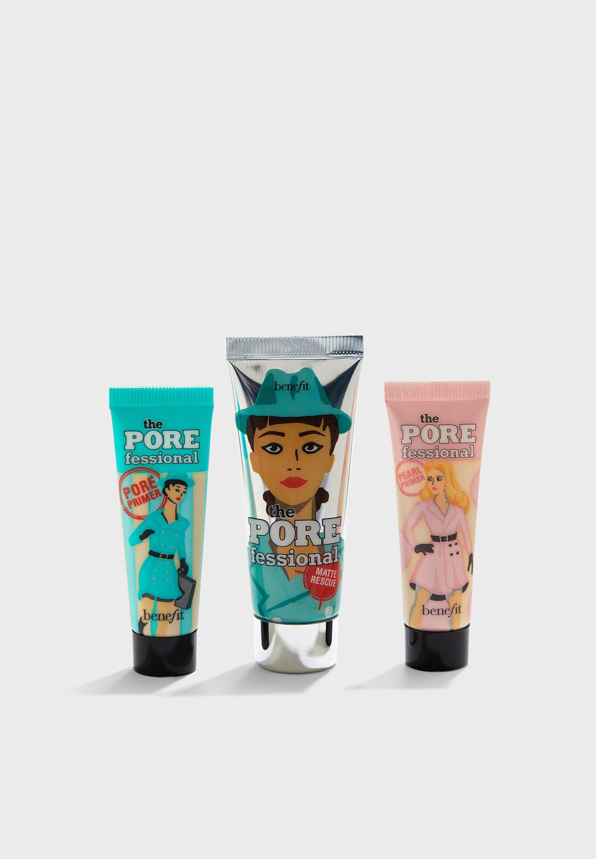 Meet The Porefessionals - Prep Your Pores Starter