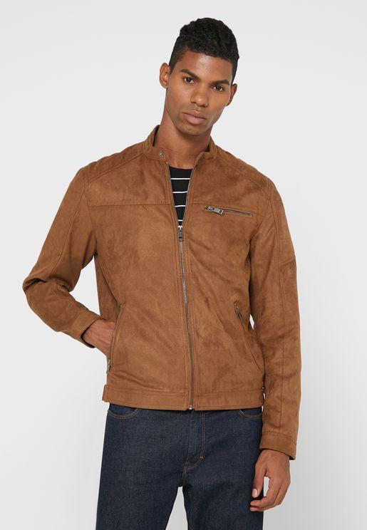 Essential Regular Fit Jacket