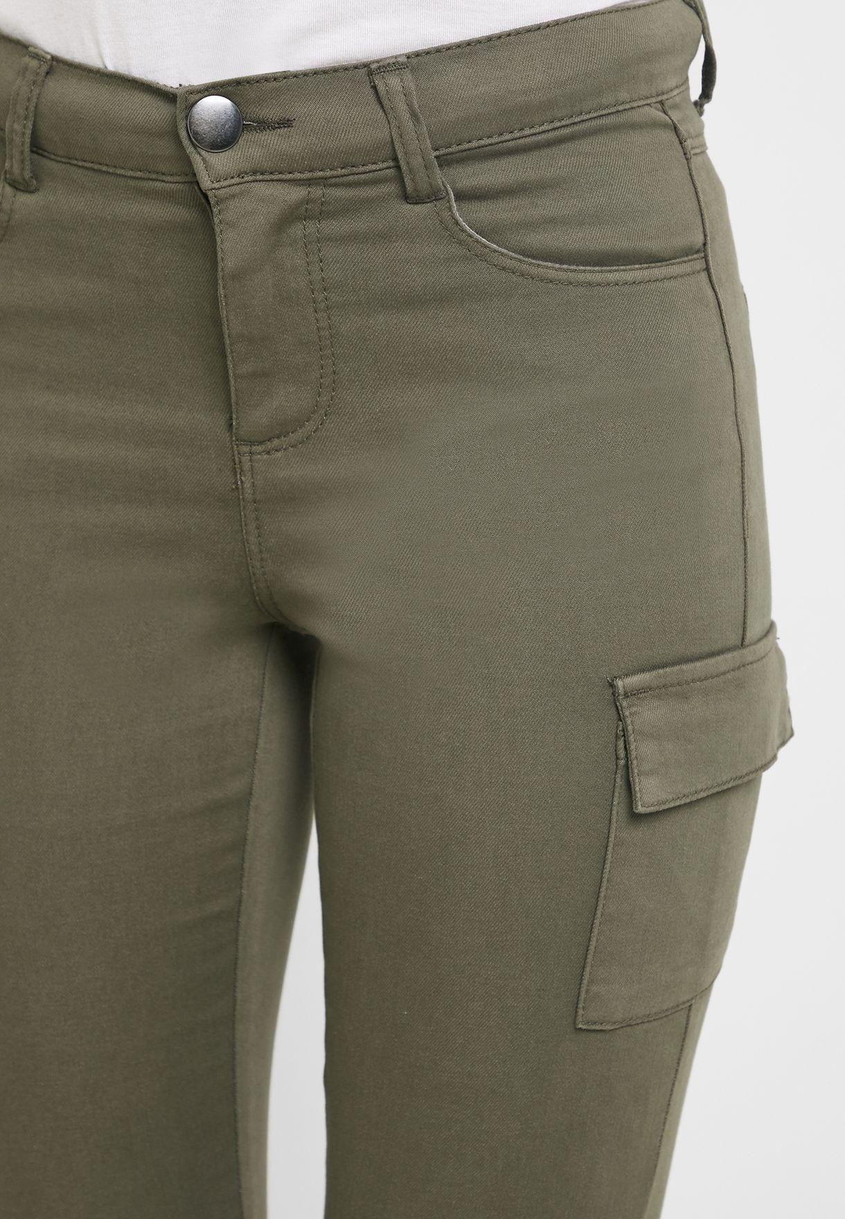 Ankle Grazer Frankie Cargo Pants