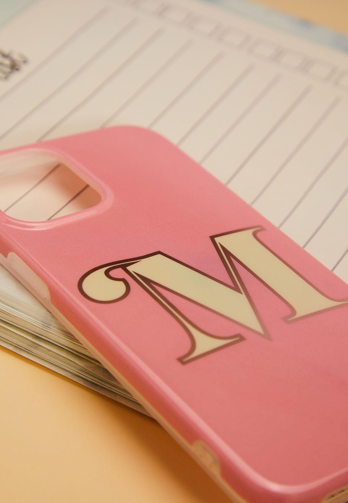 Monogram M Iphone 12 Pro Max Case