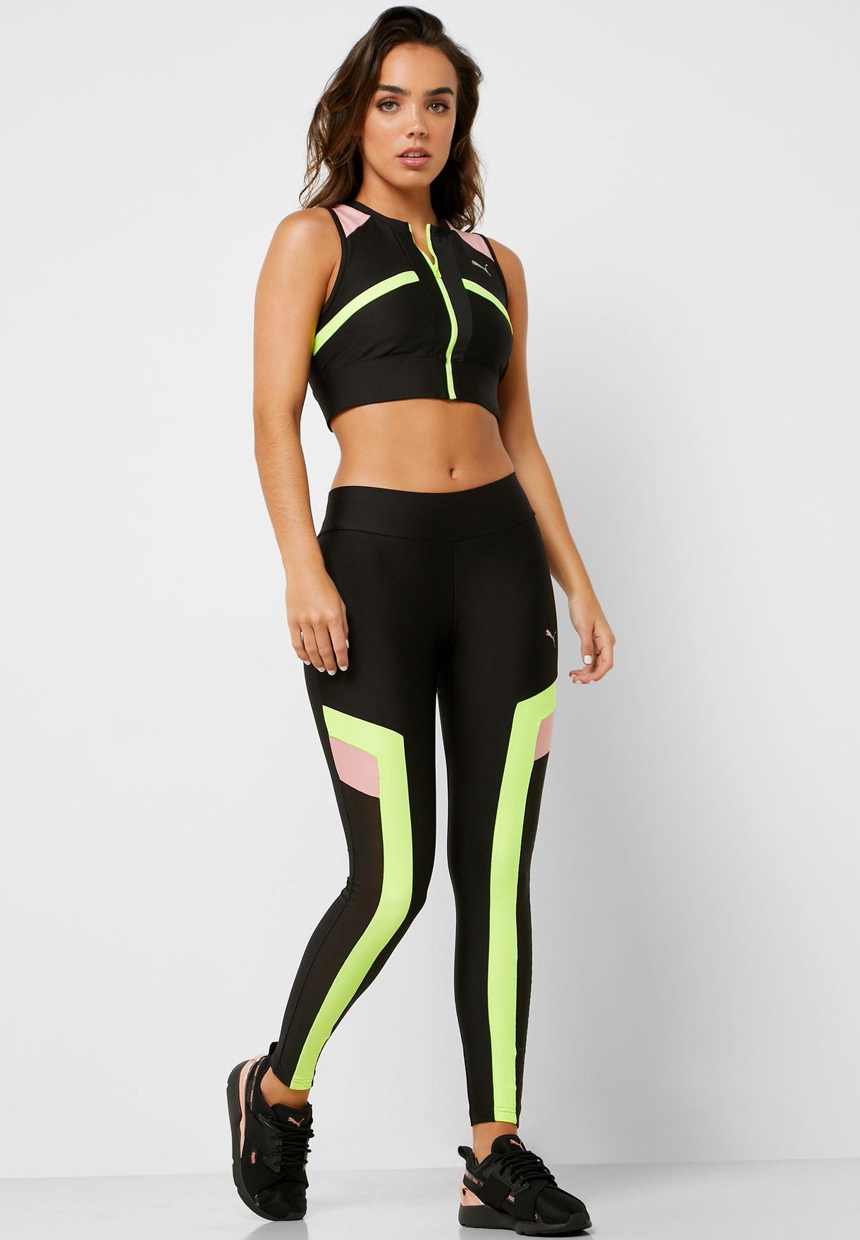 puma leggings and crop top \u003e Up to 65