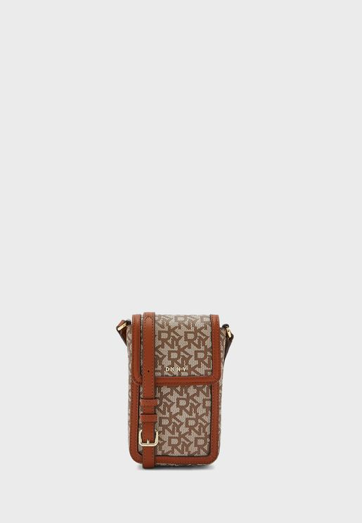 Fay Flap Over Phone Crossbody