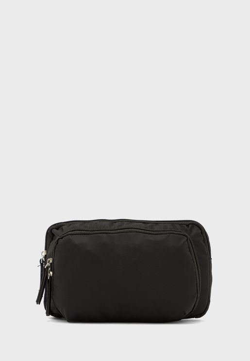 Square Front Bum Bag