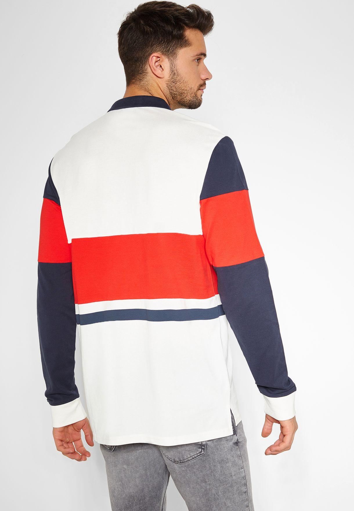 Clemens Colorblock Sweatshirt
