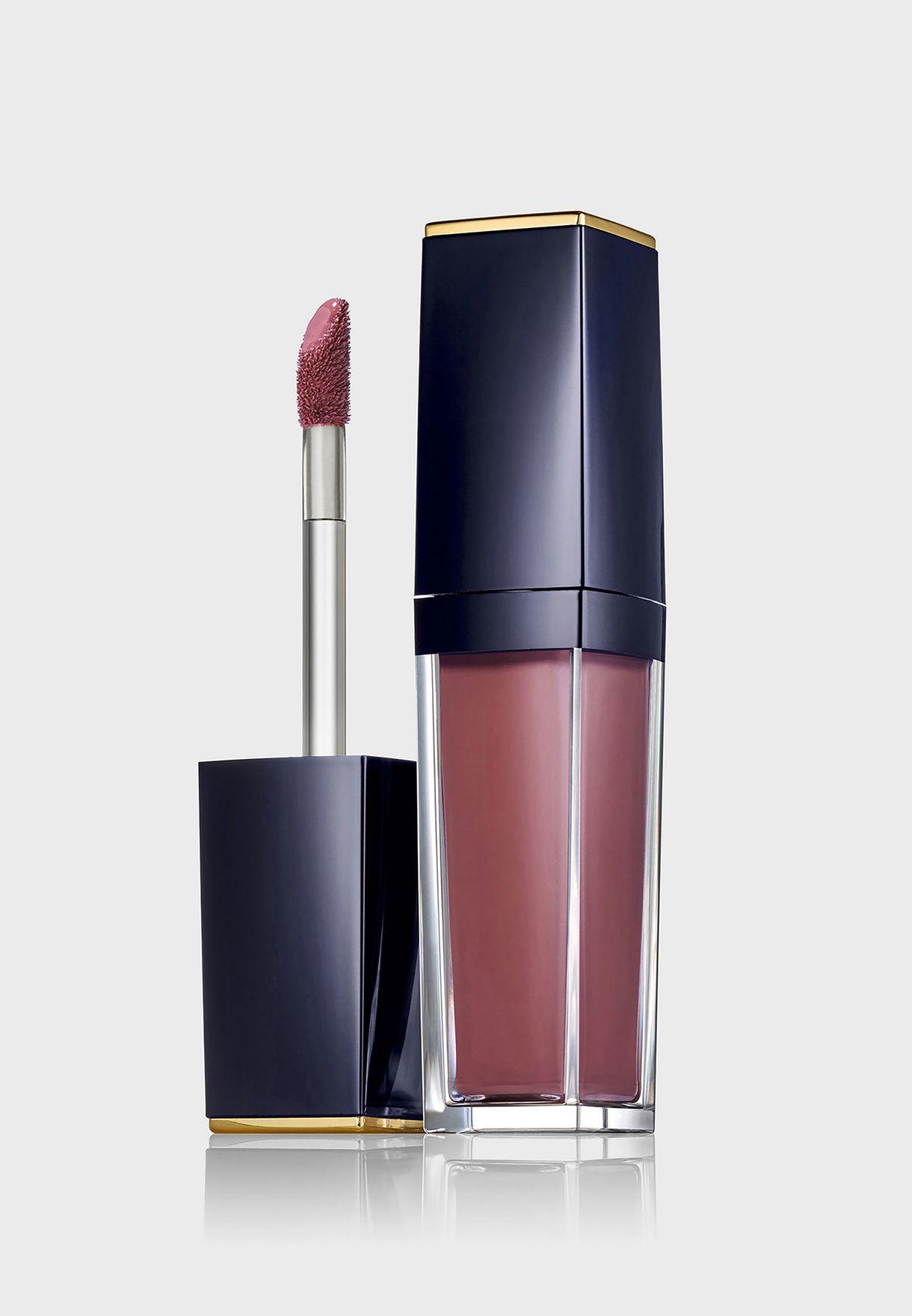 Pure Color Envy Liquid Lipstick 401 - Burnt Raisin