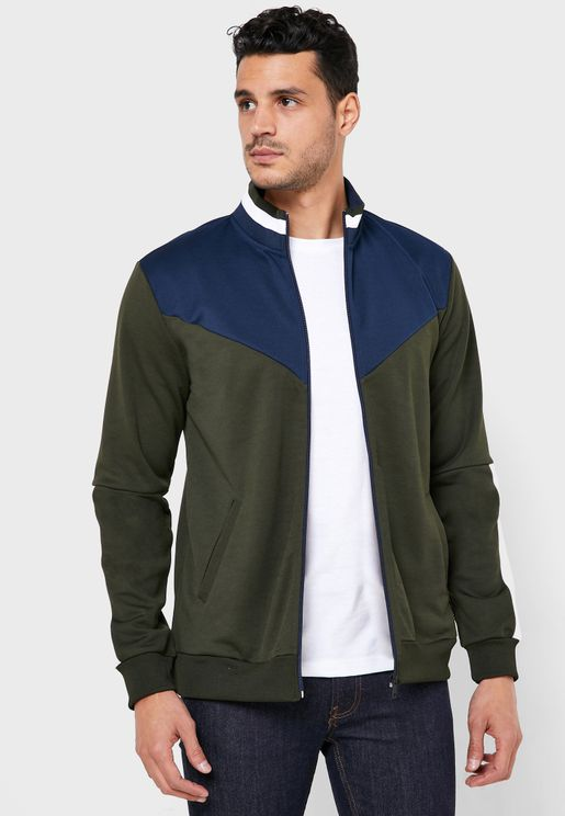 Mitus Color Block Jacket