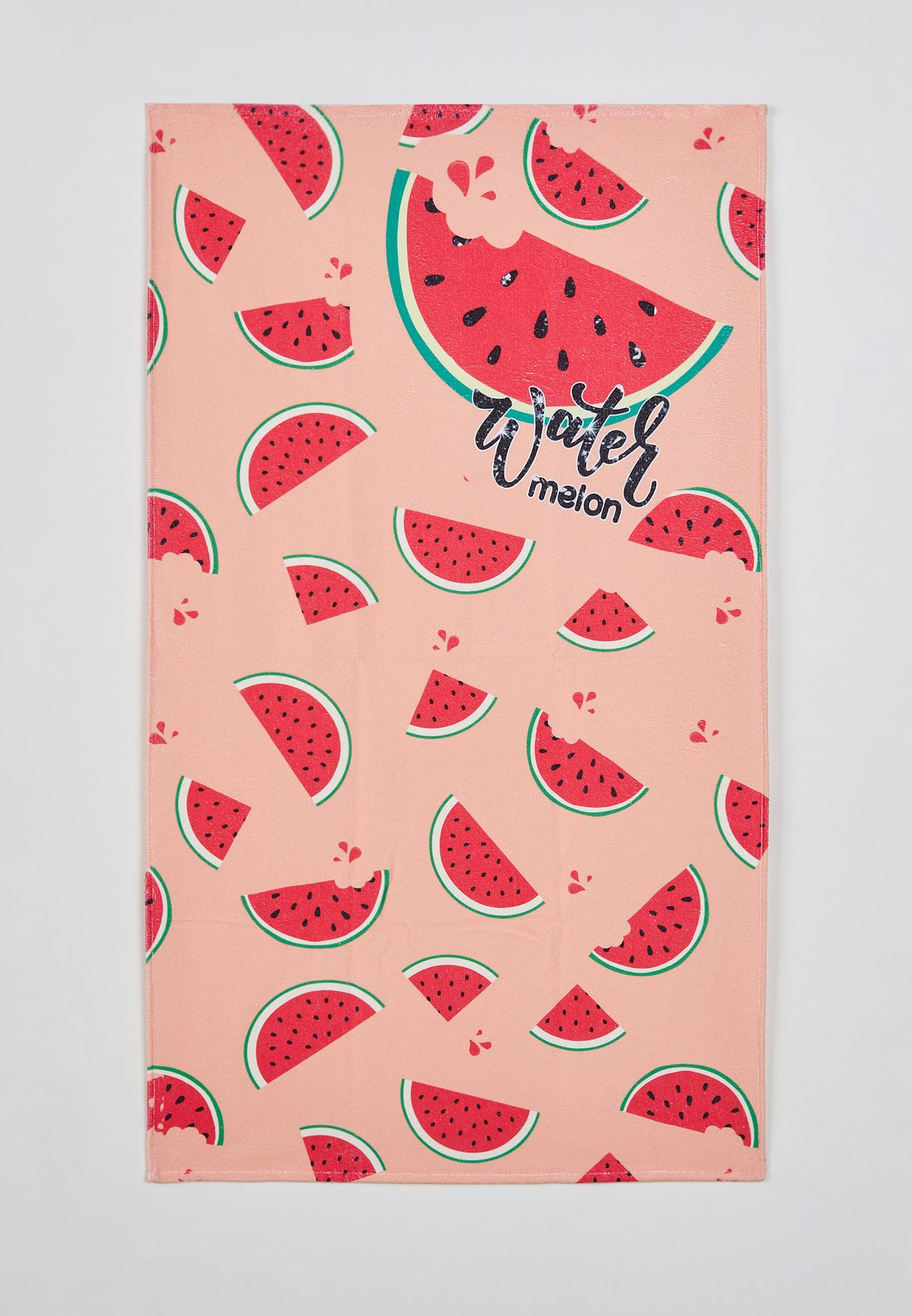 Kids Watermelon Printed Towel
