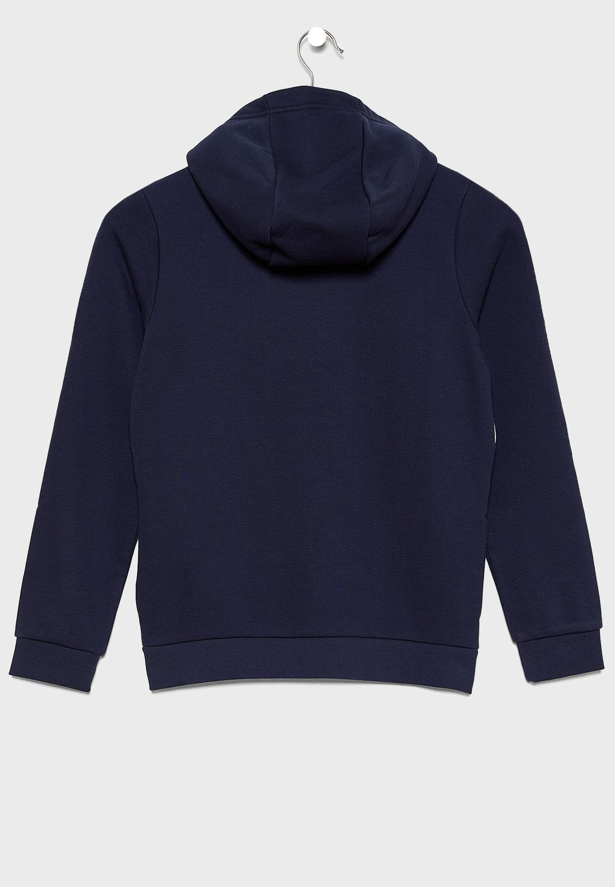 Youth Colour Block Hoodie
