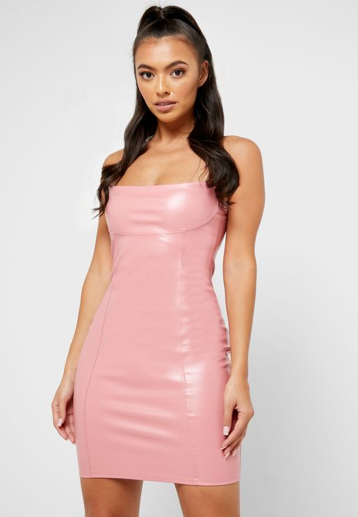 Bandeau Bodycon Dress