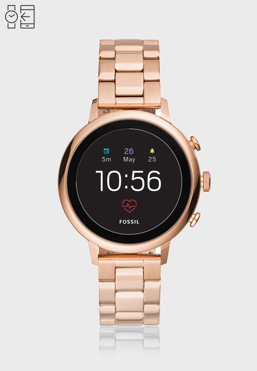FTW6018 Steel Strap Smartwatch