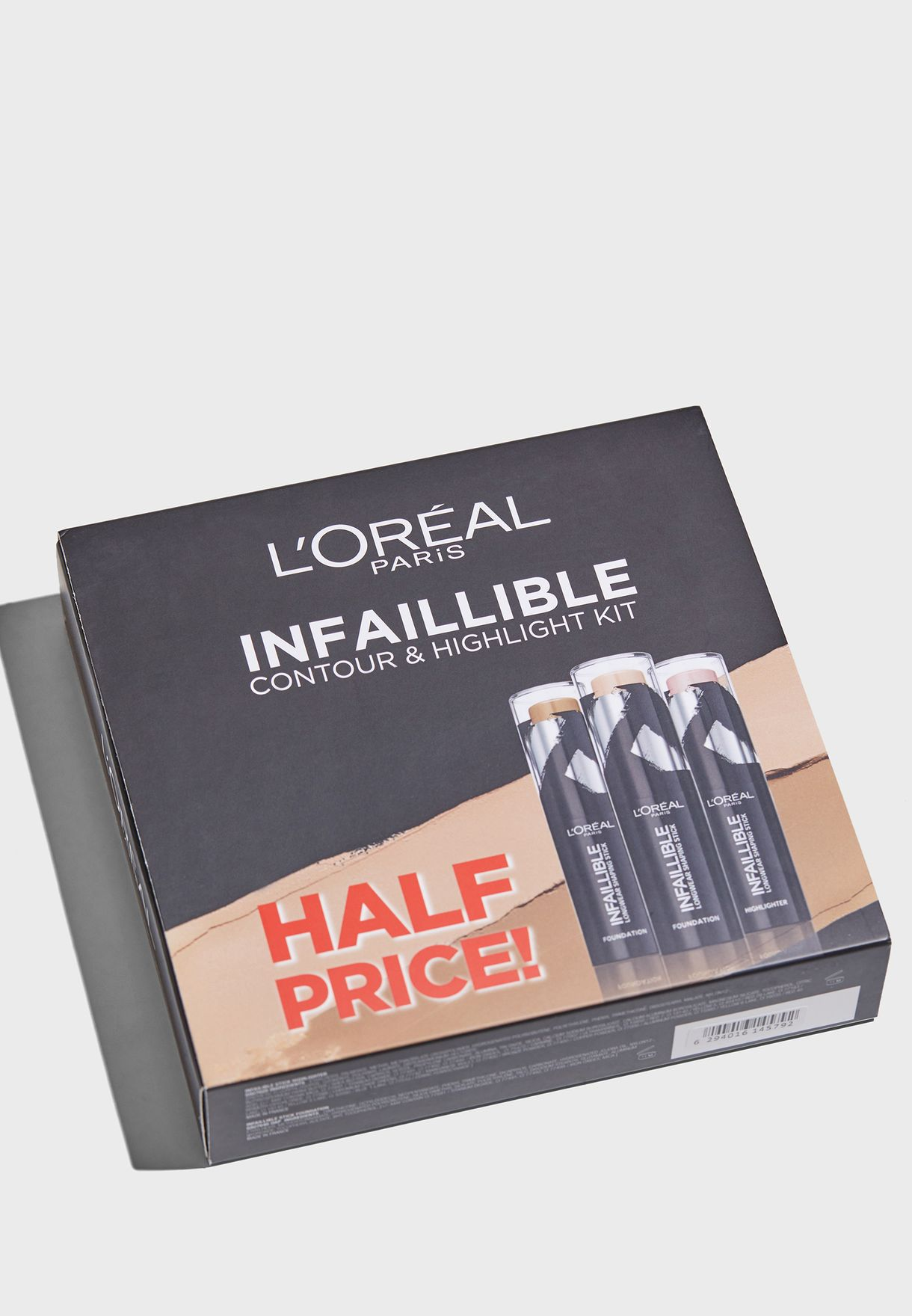 Infallible Contour And Highlight Kit