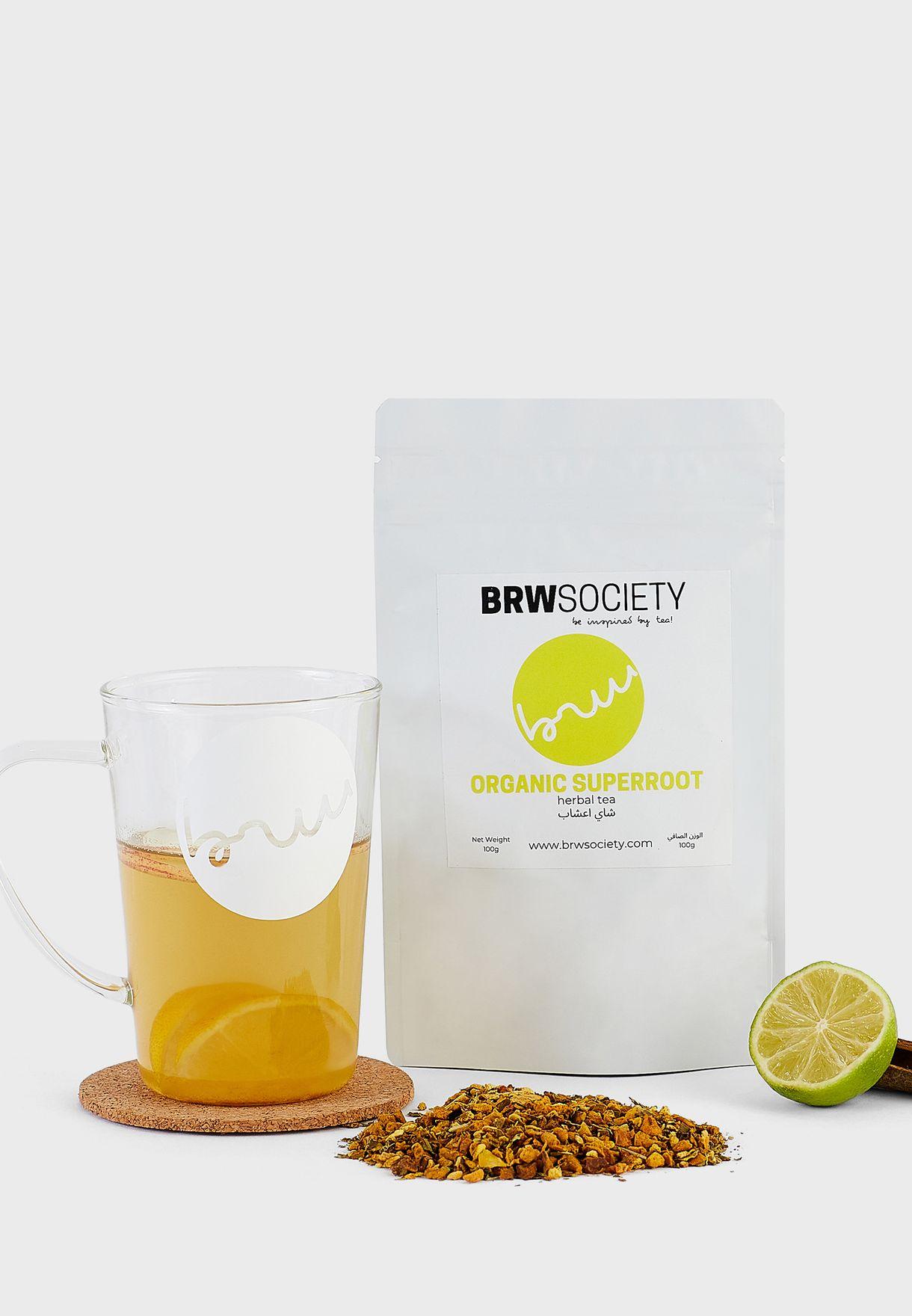 Herb Tea Blend - Organic Superroot