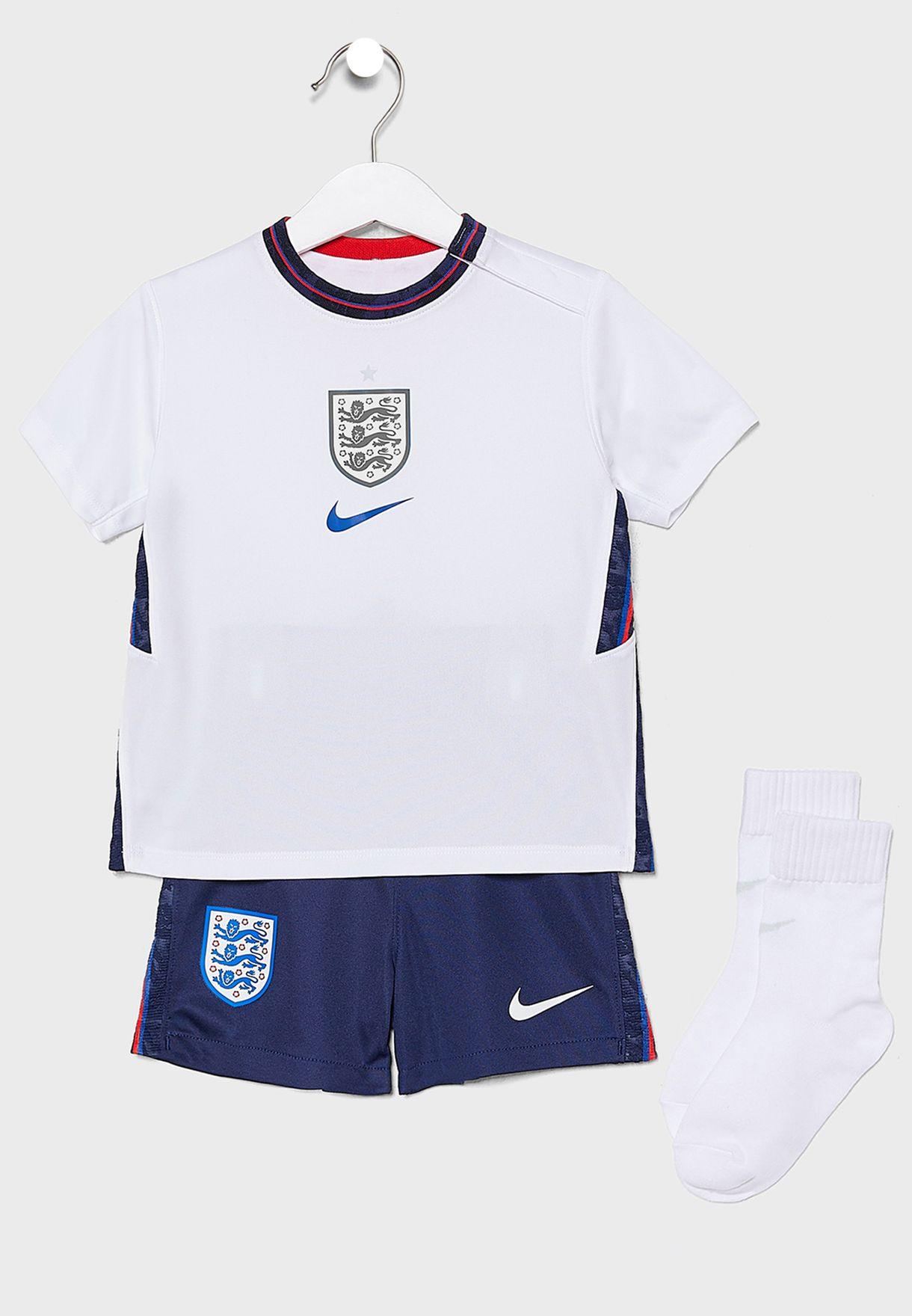 Infant England Stadium Home Kit