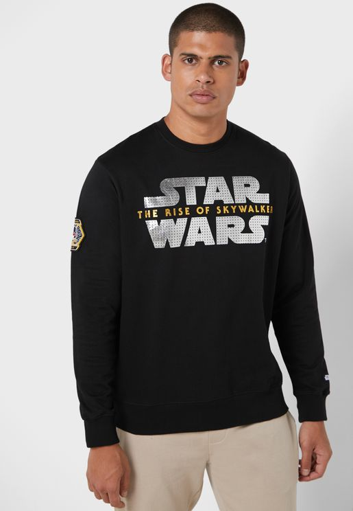 Rise Of Skywalker Sweater