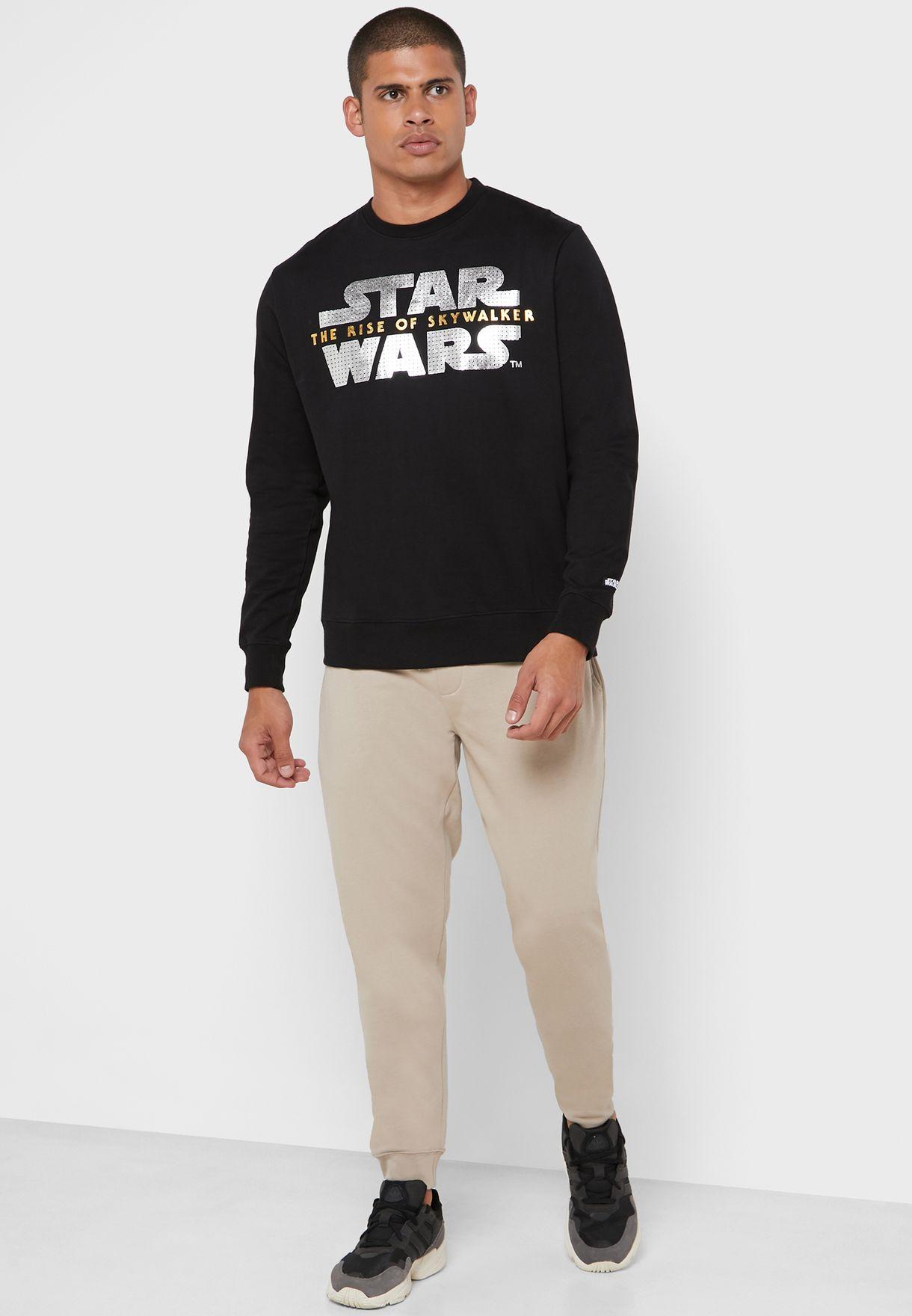 Rise Of Skywalker Sweater