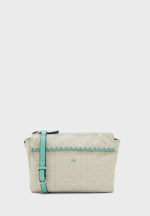 Galena Zip Closure Purse