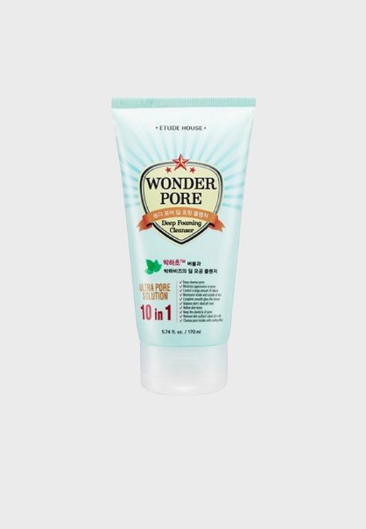 Wonder Pore Deep Foaming Cleanser 170ml