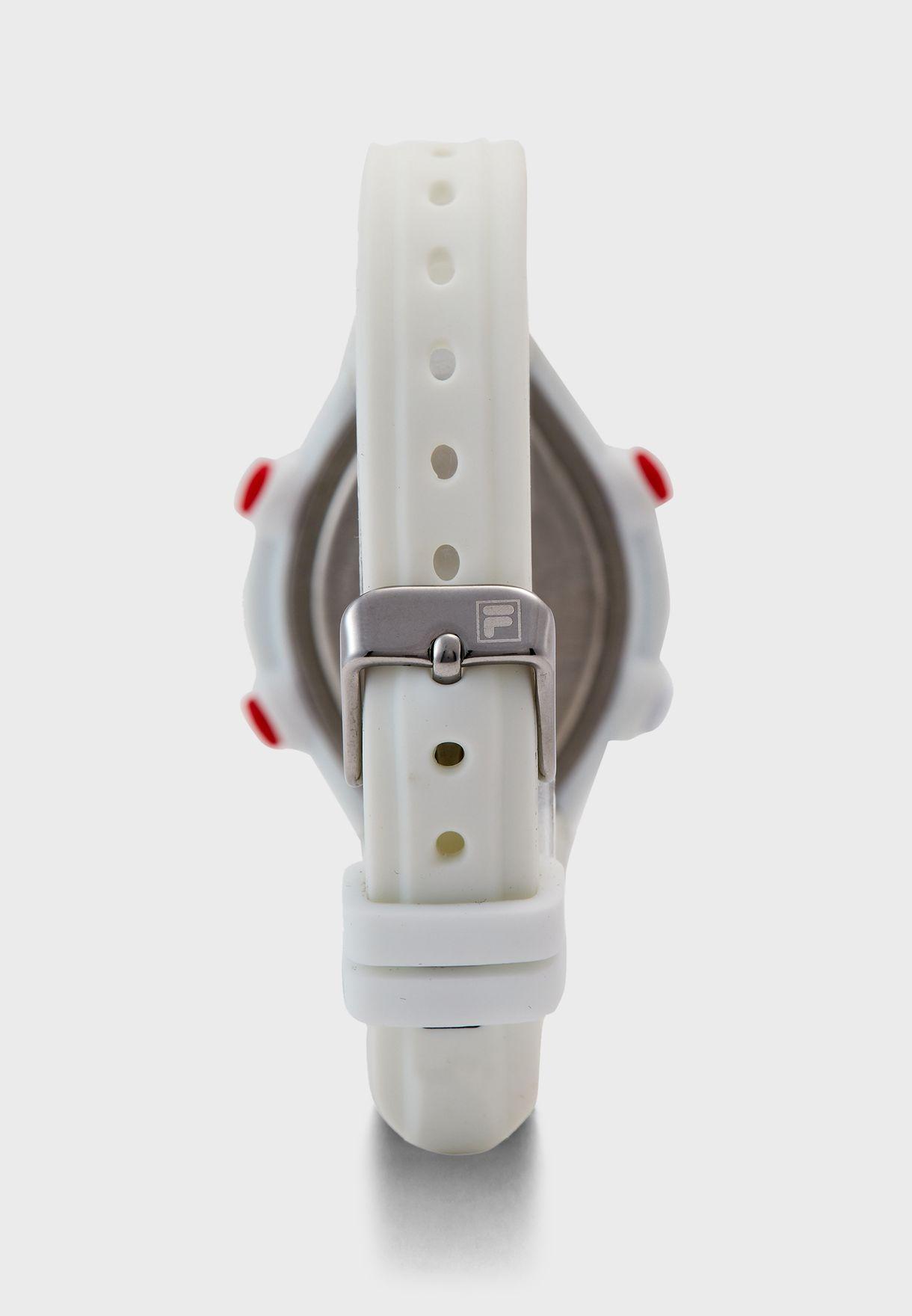 Logo Strap Watch