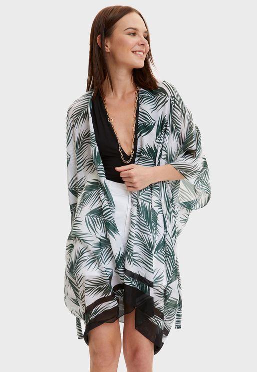 floral printed scarves