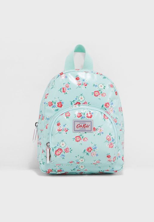 Kids Mini Floral Backpack