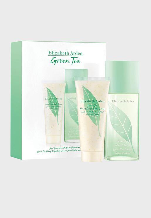 Green Tea 2-Piece Set Edp