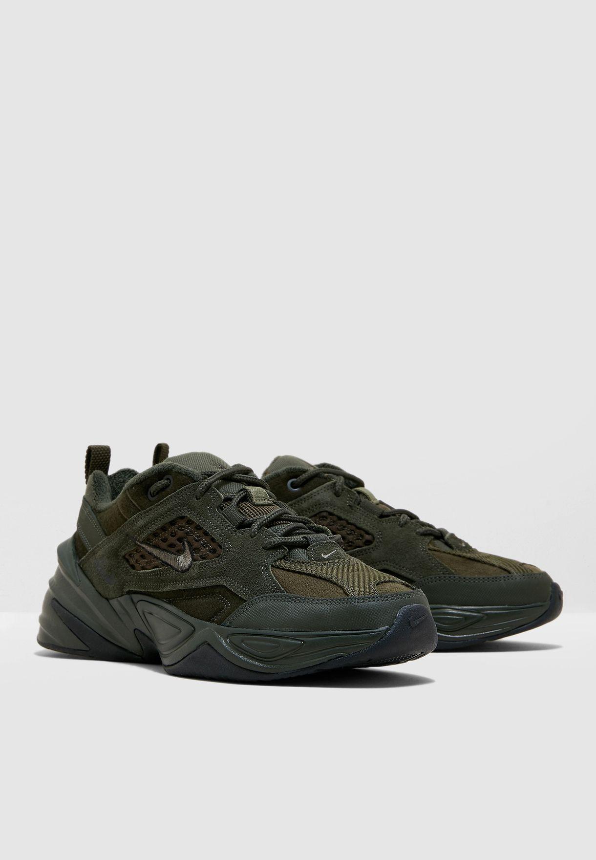 Buy Nike green M2K Tekno SP for Men in