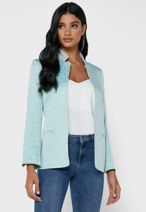 Volly Jacquard Blazer