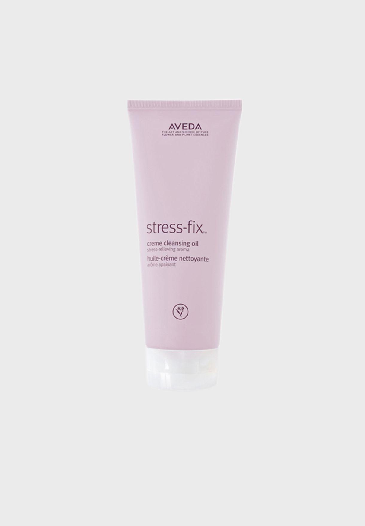 Stress-Fix Crème Cleansing Oil 200ml
