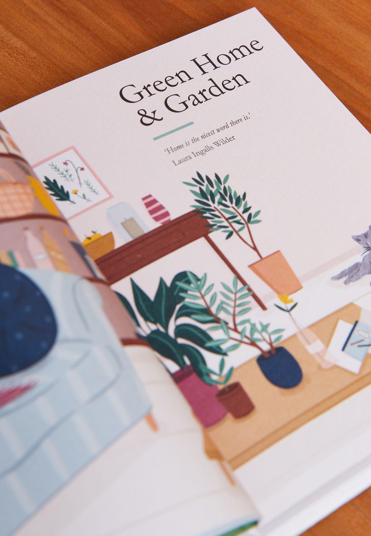 كتاب ليف جرين (Live Green)