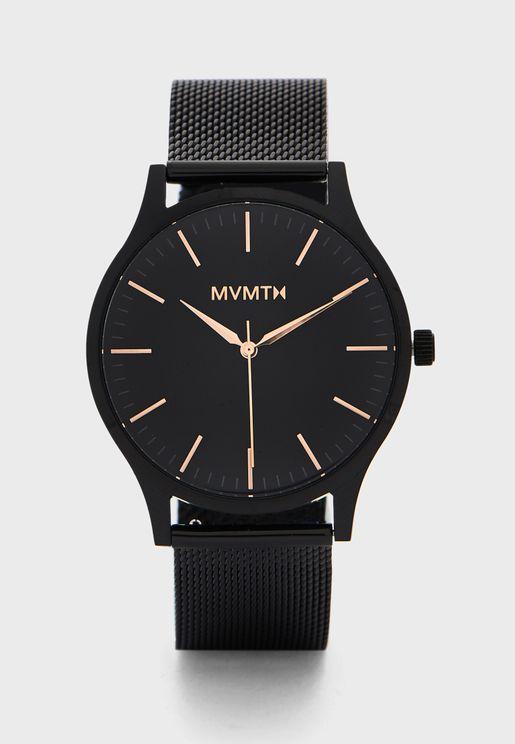 40 Series Analog Watch