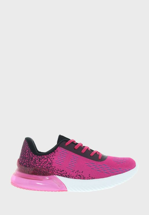 Ivory Low-Top Sneakers