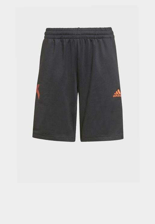 Youth Aero Ready Shorts