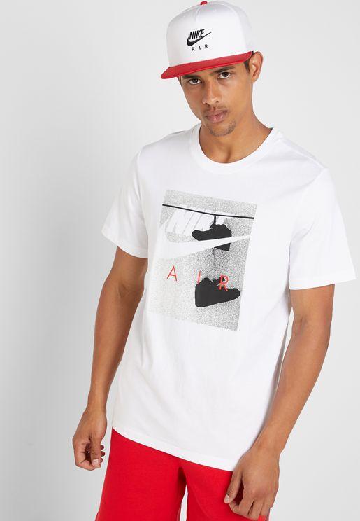 c80fee7c97feeb NSW Air Fence Photo T-Shirt. Nike