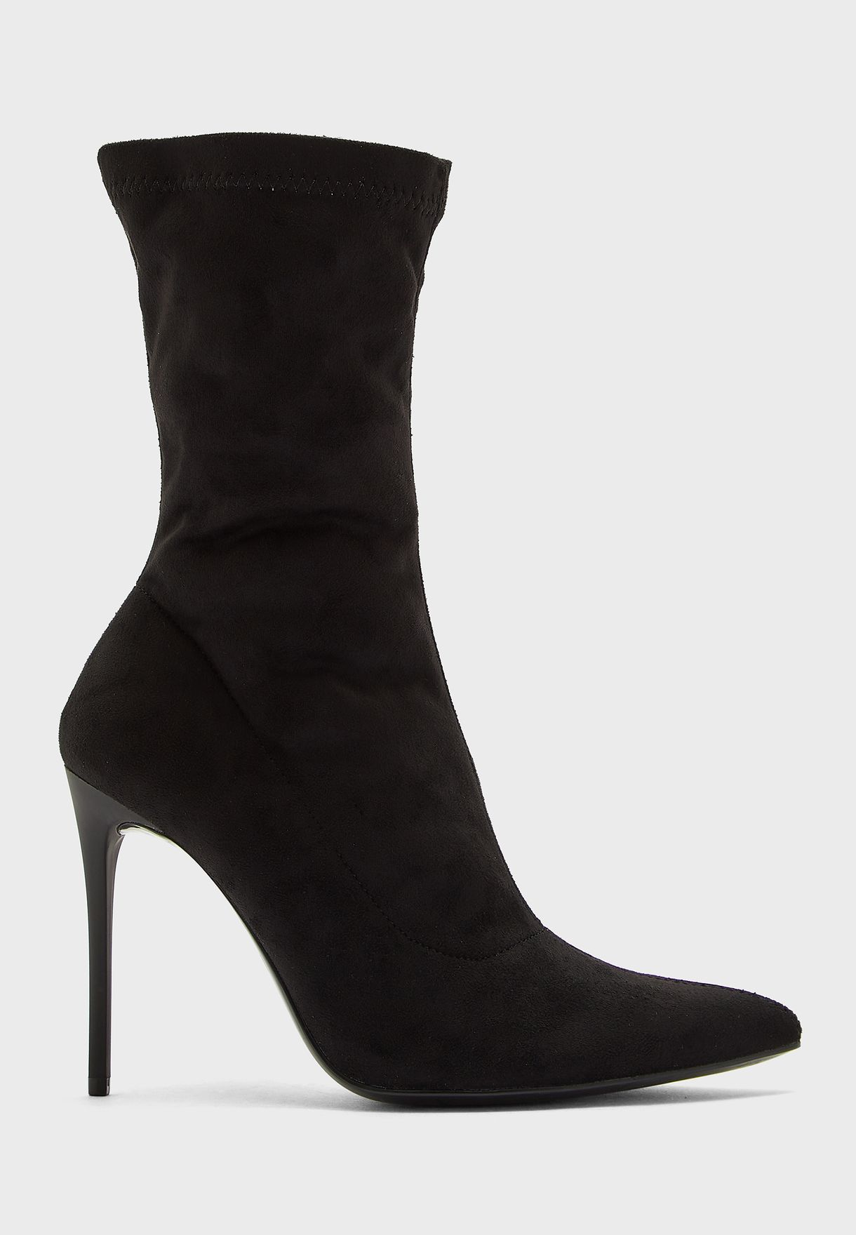 Pointed Toe Stiletto Boot