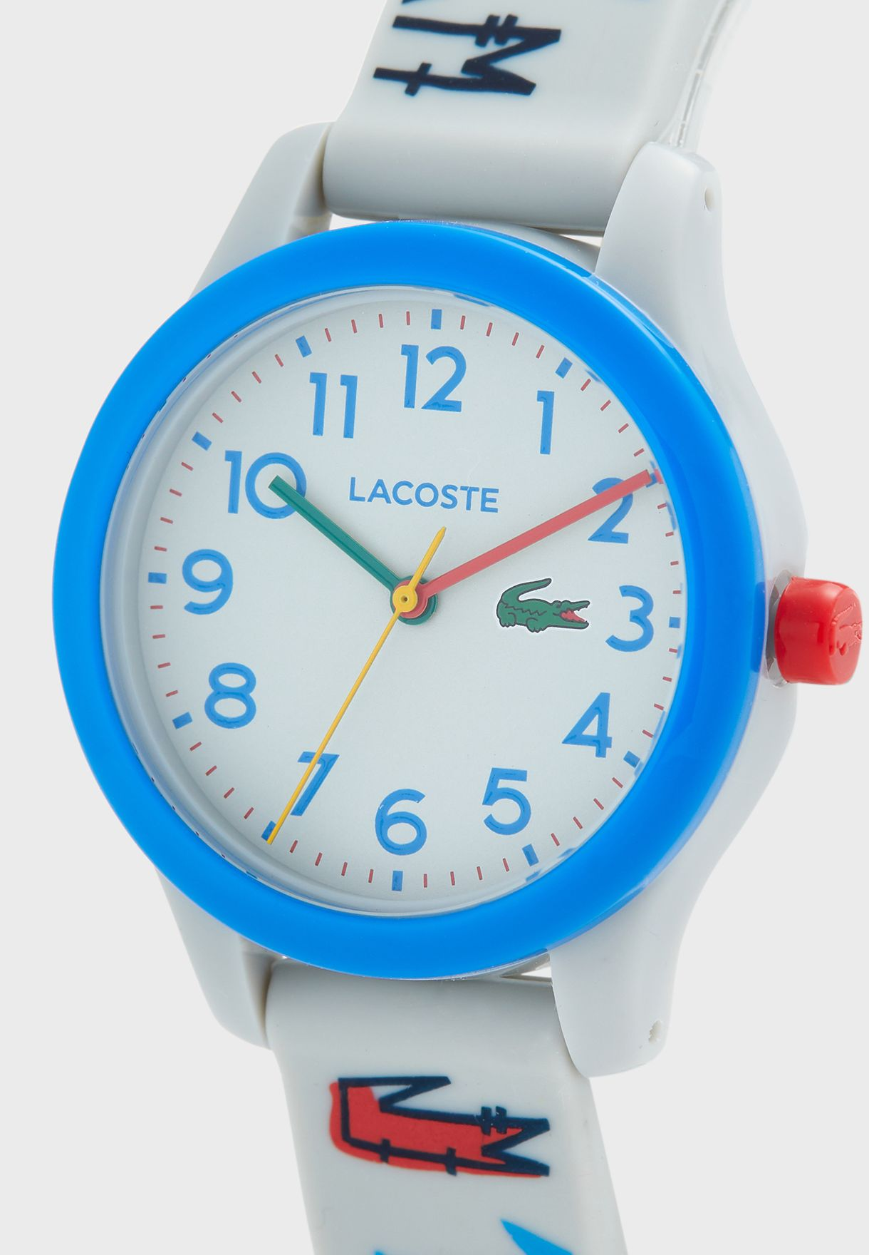 Kids Logo Strap Watch