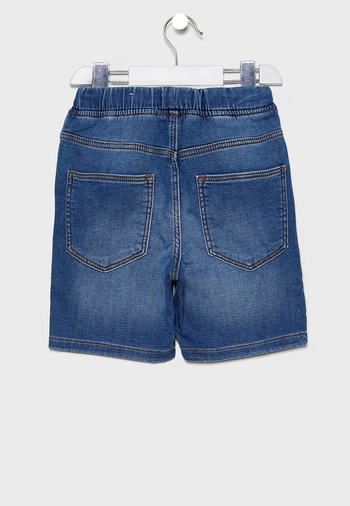 Kids Bermuda Denim Shorts