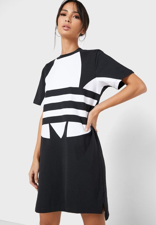 adicolor Big Trefoil Dress