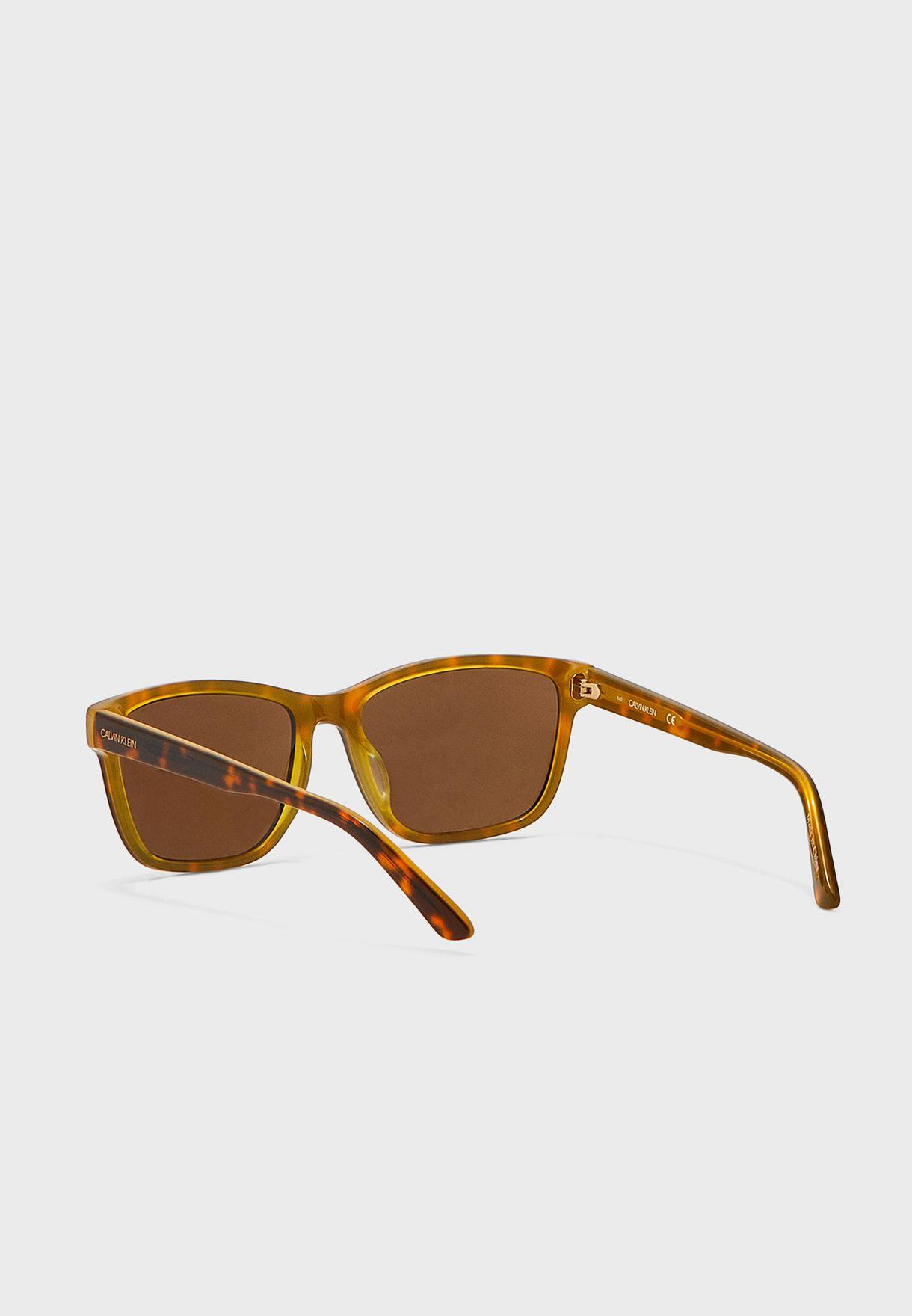 Ck18508S Cat Eye Sunglasses