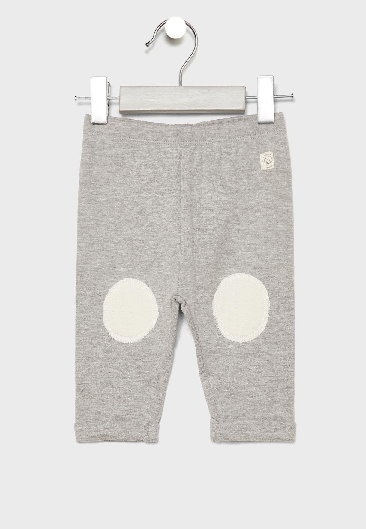 Infant Knee Patch Pants